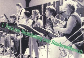 Bild der Jazz Corporation Junior BigBand